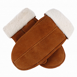 Higgs Leathers Style 71060 (Ladies Classic Sheepskin Mittens)