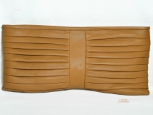 Higgs Leathers ONE ONLY SAVE £140!  Moritz (ladies Designer leather clutch bag)