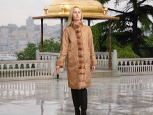 Higgs Leathers LAST TWO SAVE £780!  Neris (ladies Reversible Silk Raincoats)