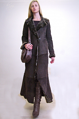Higgs Leathers ONE ONLY SAVE £400!  Katarina (ladies fitted Merino Lambskin coats)