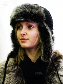 Higgs Leathers ALL SOLD!  Zhivago (ladies Russian Ear Flaps hats)