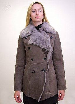Higgs Leathers Amalie (ladies fitted Shearling jackets)
