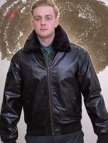 Higgs Leathers SOLD!  B52 Bomber (mens leather bomber jackets)