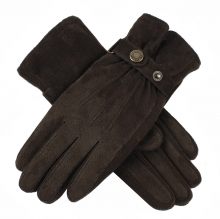 Higgs Leathers NEW!  Style 5-1617 (men's Suede Driving gloves)
