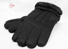 Higgs Leathers ALL SOLD!  Glen (men's Sheepskin gloves)