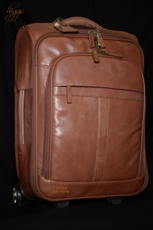 Higgs Leathers Bond Street (brown leather