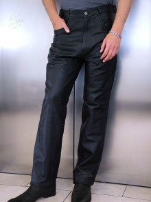 Higgs Leathers ALL SOLD!  Luke (men's Leather jeans trousers)